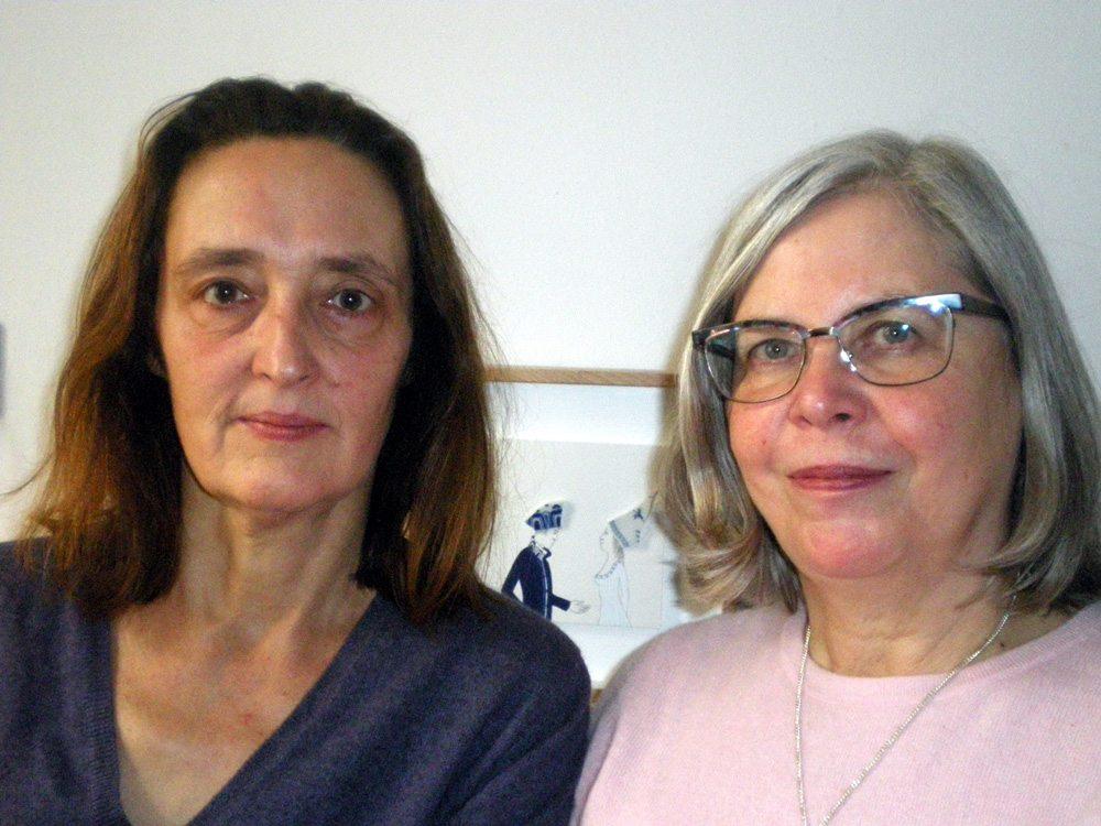 Gerda Maria Hein und D. Keffel